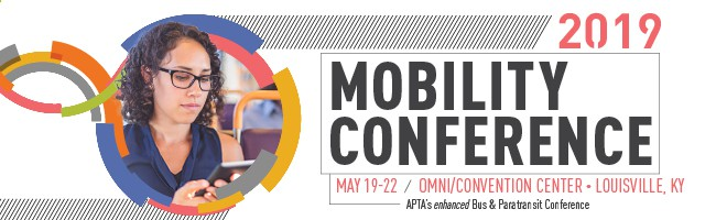 TSS Paratransit Showcases 5M at APTA Mobility Conference in Louisville